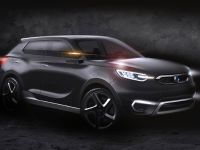 SsangYong SIV-1 Concept, 1 of 2
