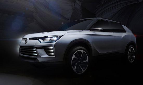 SsangYong SIV-2 Concept
