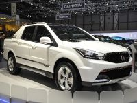 Ssangyong SUT 1 concept Geneva 2011, 2 of 7