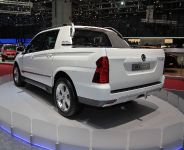 Ssangyong SUT 1 concept Geneva 2011, 5 of 7