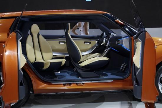 SsangYong XIV-1 Concept Frankfurt