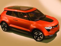 SsangYong XIV-1 Concept, 2 of 8