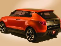 SsangYong XIV-1 Concept, 4 of 8