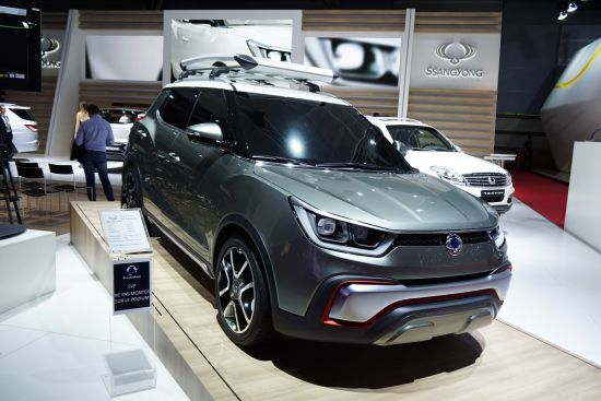 SsangYong XIV-Adventure Paris