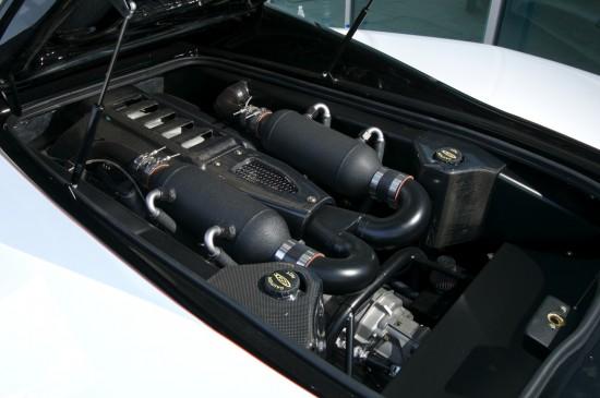 SSC Ultimate Aero EV