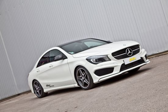 ST Suspensions Mercedes-Benz CLA-Class