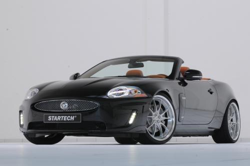 STARTECH тюнинг комплект для Jaguar XK и XKR