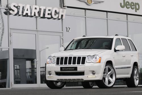 STARTECH уточняет Jeep Grand Cherokee