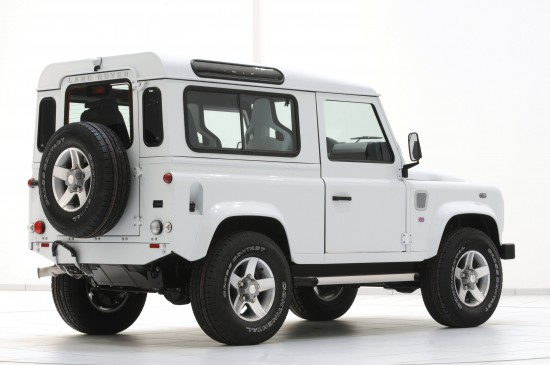 STARTECH Land Rover Defender 90 Yachting Edition