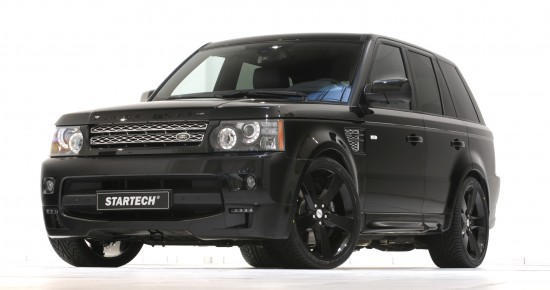STARTECH Range Rover  Facelift