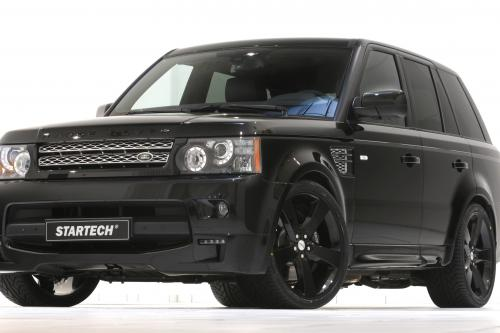 STARTECH, чтобы продемонстрировать изысканный 2010 Range Rover на Essen Motor Show