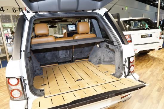 Startech Range Rover Frankfurt