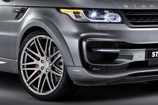 Startech Range Rover Sport Widebody