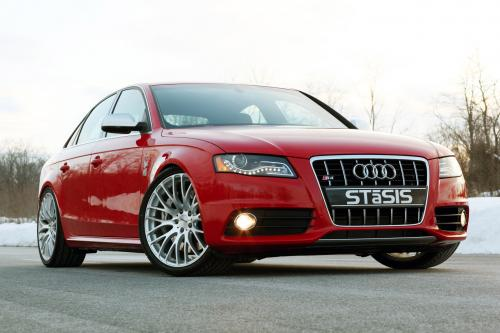 STaSIS Audi S4 Подпись