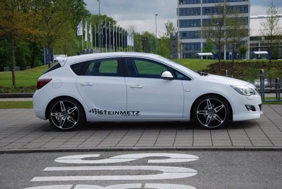STEINMETZ Opel Astra J