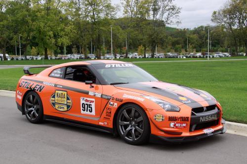 Nissan представит Stillen GT-R в Канадское автошоу 2010