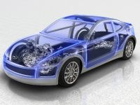 thumbnail image of Subaru Boxer Sports Car Architecture