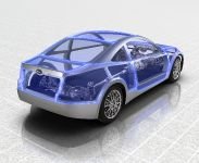 Subaru Boxer Sports Car Architecture, 2 of 2