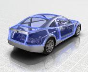 Subaru Boxer Sports Car Architecture, 2 of 2