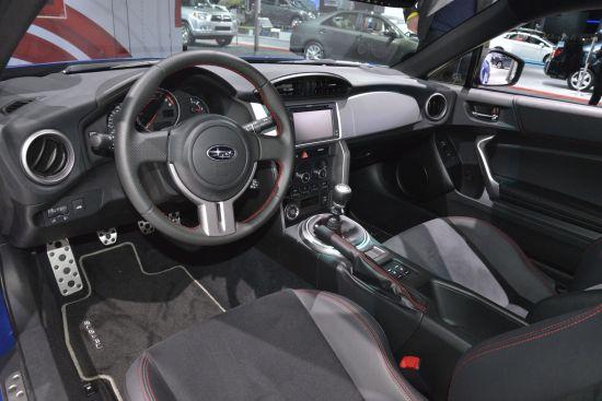 Subaru BRZ Los Angeles
