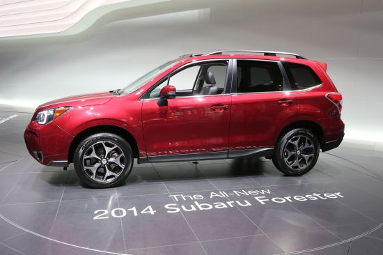 Subaru Forester Chicago