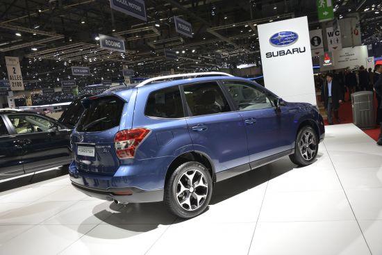 Subaru Forester Geneva