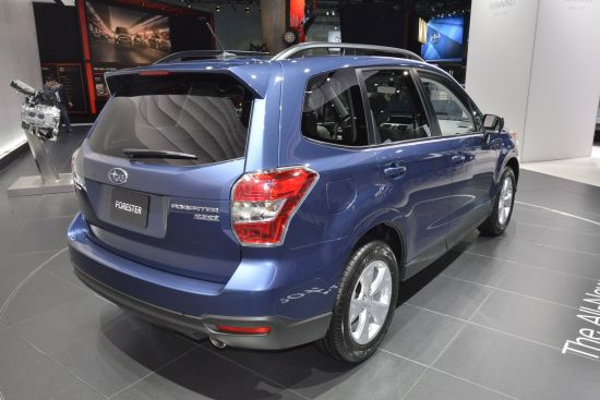 Subaru Forester Los Angeles