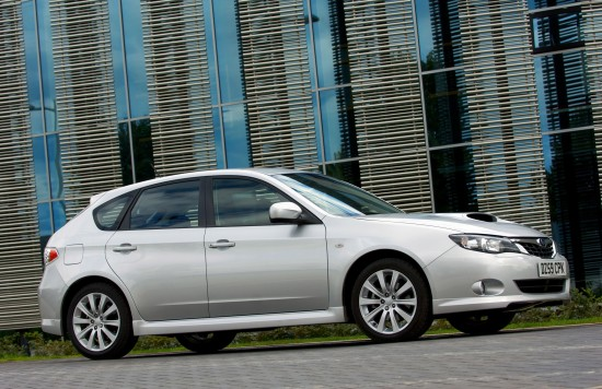 Subaru Impreza 2.0D RC