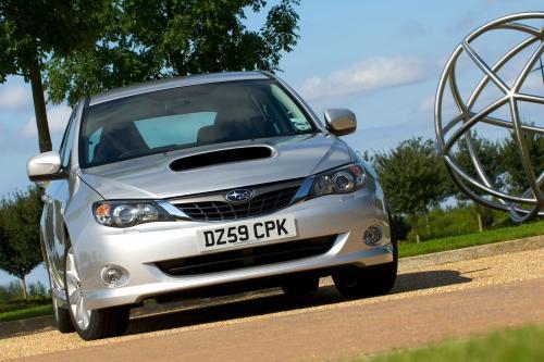 Subaru Impreza теперь доступен с боксер Дизель