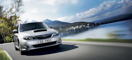 Subaru Impreza Boxer diesel range