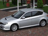 Subaru Impreza Boxer diesel range, 4 of 6