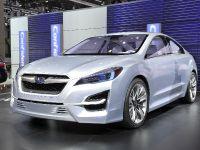 thumbnail image of Subaru Impreza concept Geneva 2011