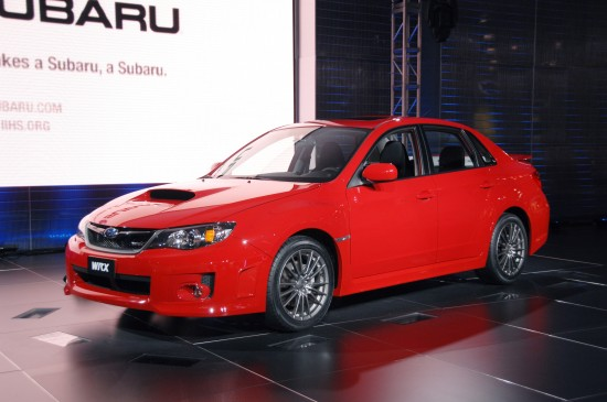 Subaru Impreza WRX Premium 4-Door New York