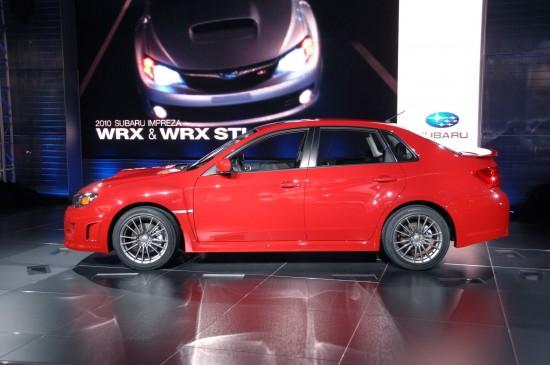 Subaru Impreza WRX Premium 4-Door New York