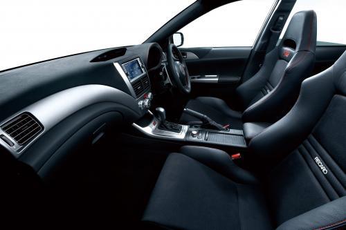 Subaru Impreza WRX STI CARBON exclusive на выставке Tokyo Motor Show 2009