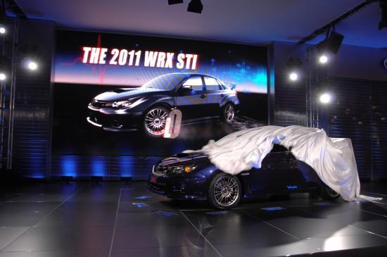 Subaru Impreza WRX STI Limited 4-Door New York