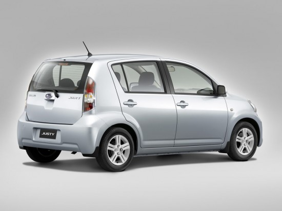 Subaru Justy 10S
