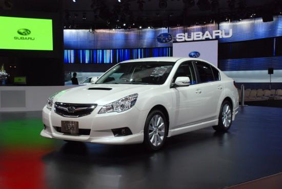 Subaru LEGACY B4 Tokyo