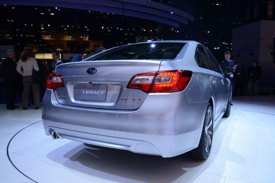 Subaru Legacy Chicago