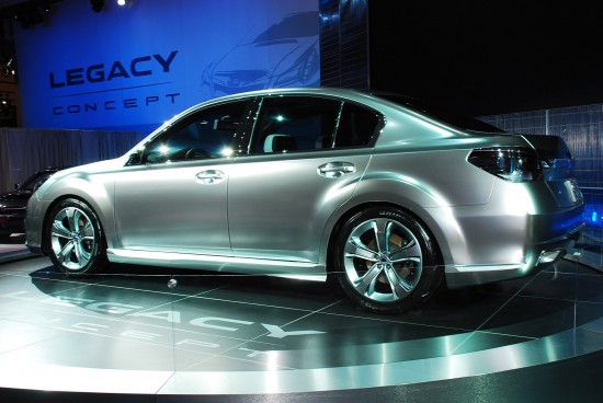 Subaru Legacy Concept Detroit