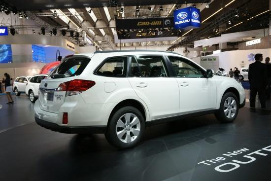 Subaru Legacy Frankfurt