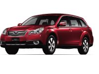 Subaru Legacy Outback, 6 of 6