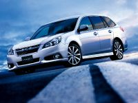 Subaru Legacy Touring Wagon and B4, 3 of 7