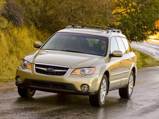 Subaru Outback and Legacy