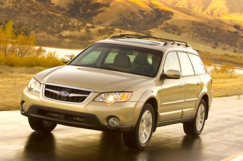 Subaru Outback и Legacy