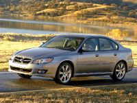 Subaru Outback and Legacy, 5 of 6