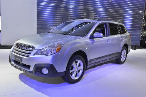 thumbs Subaru Outback New York 2012, 1 of 2