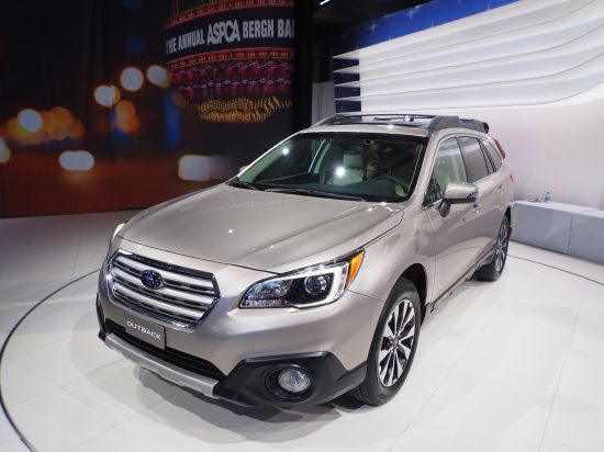 Subaru Outback New York