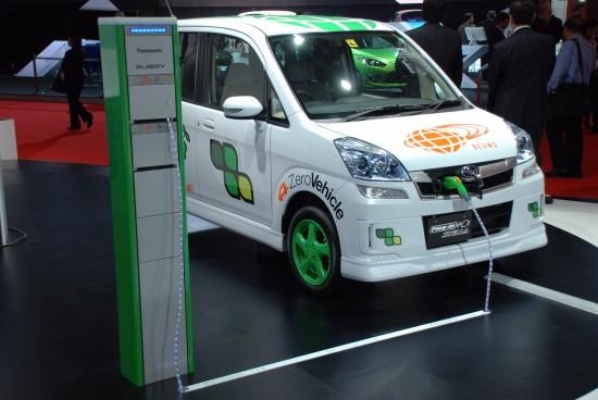 Subaru Plug-in STELLA feat. BEAMS Tokyo