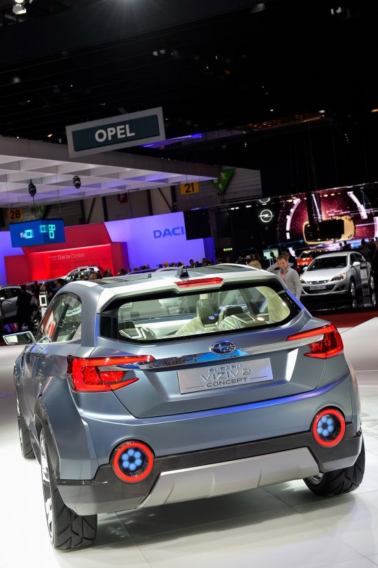 Subaru VIZIV 2 Concept Geneva